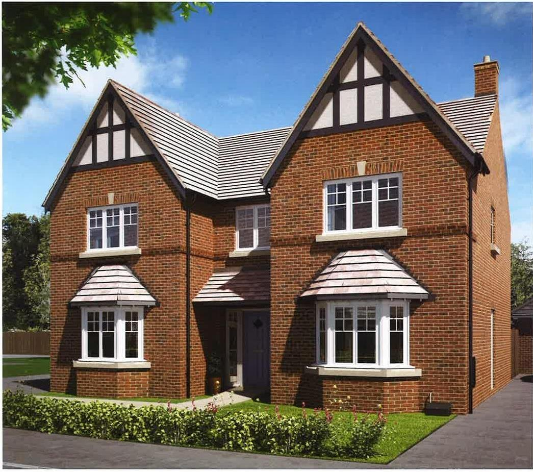 5 Bedrooms House for sale in Lime Gardens, Bevere, Worcester